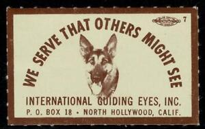 U.S.A. We serve that others might see Label. MH