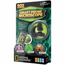 National Geographic Smart Phone Pocket Microscope - BNIB - 81299