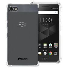 Amzer Pudding TPU X Protection Case - Crystal Clear for Blackberry Motion