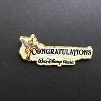 WDW - Congratulations Tinker Bell - 3D Disney Pin 23605