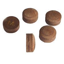 Billard Klebeleder Schichtleder Queueleder 13mm Medium (M) vorgerundet