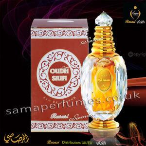 Oudh Suifi Edp Spray  30ml  Luxuxry Range RASASI Authorised Distr UK & EU