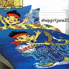 Jake & Neverland Pirates-Treasure Hunt- Double/US Full Bed Quilt Doona Cover Set