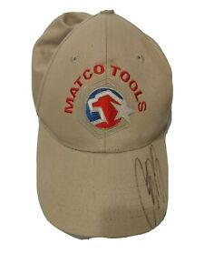 Antron Brown Autographed Matco Tools Racing Hat