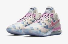Lebron 18 Low X Atmos Cherry Blossom Size 10