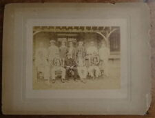 Lowestoft Cricket Club (Antique Team Photo) 19th Century, Victorian, Suffolk