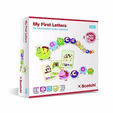 Mis primeras letras minúsculas scotchi juego educativo