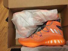 adidas Crazy Explosive PK Primeknit All Star Orange Purple Size 10.5 Bb8370