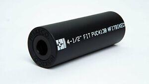 """Fit BMX PVC Peg 4.5"""" - Black"""