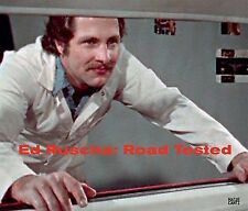 Ed Ruscha: Road Tested by Auping, Michael, Prince, Richard