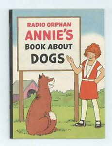 Radio Orphan Annies Book About Dogs Little Orphan Annie #1-1ST VF+ 8.5 1936