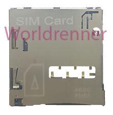 SIM Lector Tarjeta Conector Card Reader Connector Slot HTC One Max