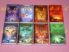 Warrior Cats 2.Staffel Die neue Prophezeiung & 2x Special Adventure
