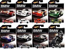 Hot Wheels 1:64 BMW Anniversary Assortment 8 Styles Diecast Car Model DJM79-959A