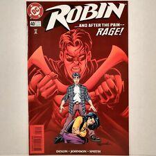 Robin - No. 40 - DC Comics, Inc. - April 1997 - Buy It Now!