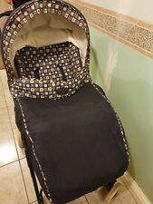 Mothercare Verona 2 in 1 Reversible folding Pushchair, sun shade and raincover