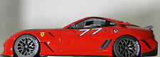 MR Ferrari 1 18 Car Sport Red Race Hot Rod Model Only 99 Ever Made Worldwide Bbr
