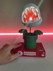 Paladone Super Mario Bros Nintendo Piranha Plant Posable LED Light