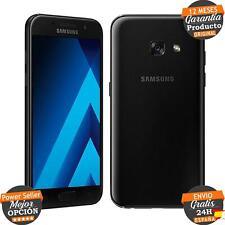 Movil Samsung Galaxy A3 2017 SM-A320FL 16GB Single Sim Libre Negro Usado   C