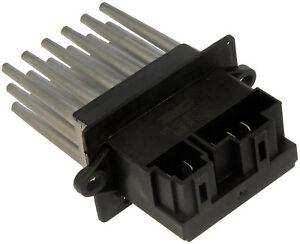 HVAC Blower Motor Resistor (Dorman# 973-027)