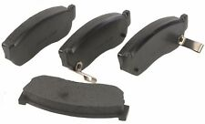 For Pulsar Pulsar NX Sentra Metallic Front Brake Pad Set PBR BRAND NEW
