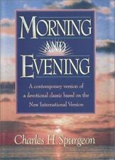 CHARLES H. SPURGEON - Morning and Evening, NIV version - Very Good Condition