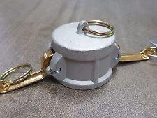 "1-1/2"" (1.5"") Dust Cap Camlock - Type DC - Aluminium - Camlocks - (40mm)"