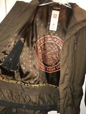 BURTON ESQUIRE JACKET SNOWBOARD JACKET MENS SIZE SMALL