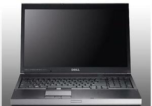 "CAD ZERTIFIZIERTES WORKSTATION DELL PRECISION M4600 15,6""FHD 8GB-RAM SSD WINDOWS"