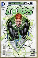Green Lantern Corps #0-2012 nm 9.4 New 52 Peter Tomasi Origin Guy Gardner