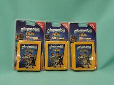 Blue Ocean Playmobil The Movie Sticker 3 x Blister / 30 Tüten
