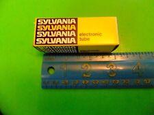 Sylvania Vacuum Tube 1LA6 Radio Television Amplifier Power