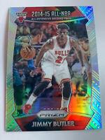 JIMMY BUTLER 2015-16 Prizm Silver #396 Bulls Miami Heat Marquette SP