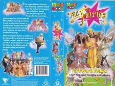 THE FAIRIES FARMYARD MAGIC VHS PAL VIDEO~
