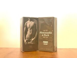 ��FREE SHIPPING + LIMITED SALE】Abercrombie & Fitch Men's FIERCE Cologne 1oz 30ml