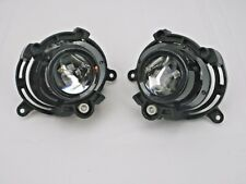 Fog Lights Lamp & Bulbs PAIR Buick LACROSSE ENCORE Chevy MALIBU Cadillac XLR CTS