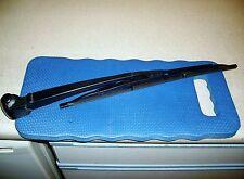seat ibiza 03 and skoda octavia estate 97-00,rear wiper arm cover and blade