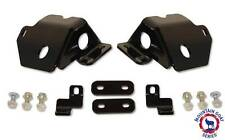 Front Lower Control Arm Mount Skid Plates | Jeep® JK Wrangler