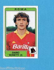 PANINI CALCIATORI 1984/85 -FIGURINA n.213- BONETTI - ROMA -Recuperata