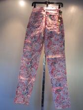 Nos 80s High Rise Sergio Valente Paisley Disco Jeans Denim Rockabilly Vintage 5