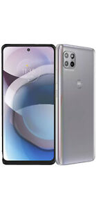 Motorola One 5G Ace - 128GB - Frosted Silver (Unlocked) (Single SIM)