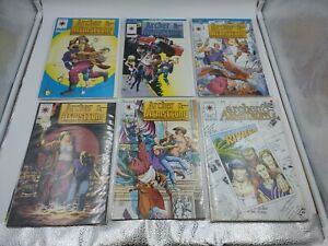 ARCHER & ARMSTRONG 0-11 1992 VALIANT Comics First appearance 12 book lot VF/NM