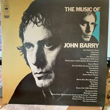 The Music of John Barry DOUBLE LP 22014 CBS 1976 2 x vinyl LPs