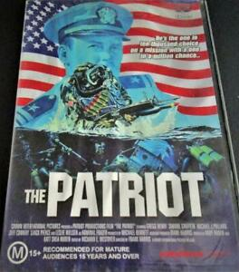 The Patriot - DVD - Region 4