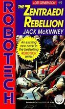 The Zentraedi Rebellion (Robotech/Lost Generation #19)-ExLibrary