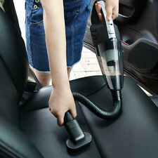 Car Handheld Vacuum Cleaner Cordless Household Wet Dry 120W Power Rechargeable