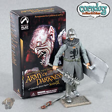 Army of Darkness Palisades Ash vs Evil Dead Figure Knight Bodyguard Dark Ages