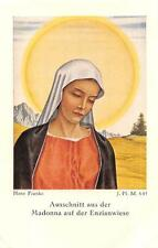 "OLD nice rare german Holy cards from circa 19th artist Hans Franke ""H9198"""