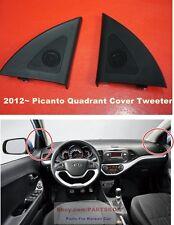 For 2012~ KIA PICANTO MORNING Door Quadrant Cover Tweeter Speaker 1SET Genuine