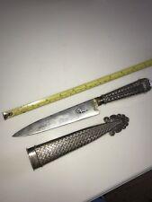 Vintage Argentina Gaucho Dagger Knife
